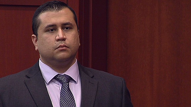 2013:  Zimmerman found not guilty