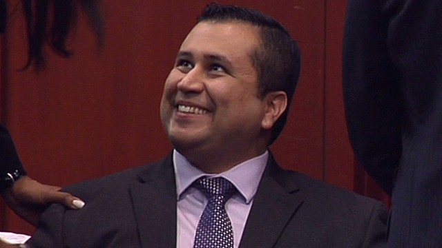 Jury finds George Zimmerman not guilty