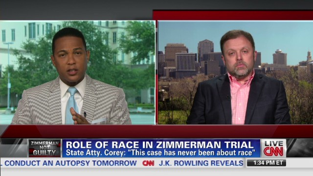 Role of race in Zimmerman trial