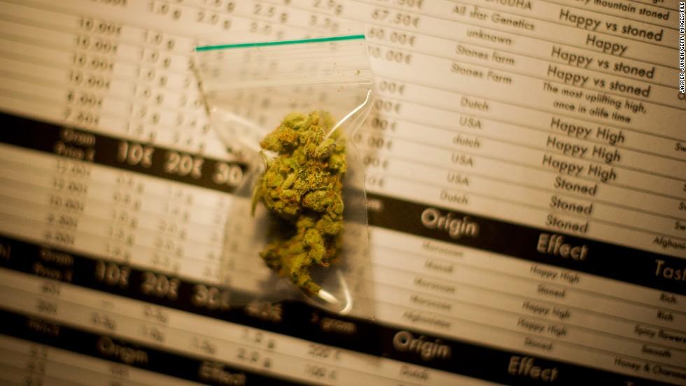 Netherland drug laws