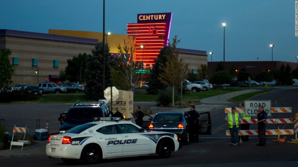 "<a href=""http://www.cnn.com/2012/07/20/us/colorado-theater-shooting/index.html"" target=""_blank"">James Holmes</a> pleaded not guilty by reason of insanity to a July 2012 shooting at a movie theater in Aurora, Colorado. Twelve people were killed and dozens were wounded when Holmes opened fire during the midnight premiere of ""The Dark Knight Rises."" He was sentenced to 12 life terms plus thousands of years in prison."