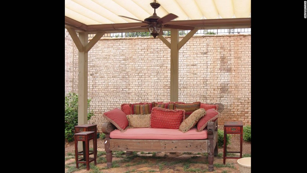 "Mosquitoes aren't strong flyers, the <a href=""http://www.mosquito.org/faq"" target=""_blank"">American Mosquito Control Association</a> says, so having a fan on when you're relaxing on your deck or patio could prevent them from landing on their target... a.k.a. you."