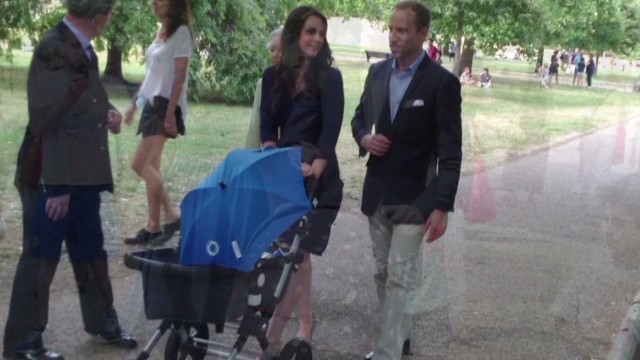 Baby added to royal family lookalikes