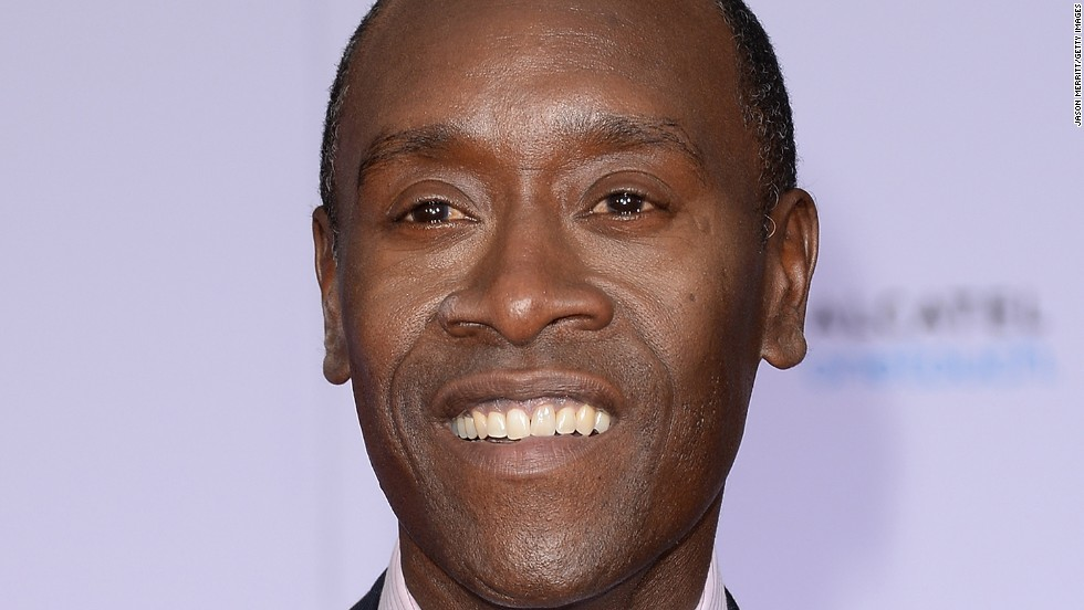 "Outstanding lead actor in a comedy series: Don Cheadle, ""House of Lies"""