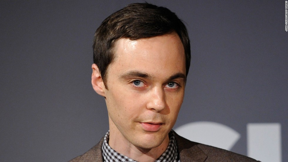 "Outstanding lead actor in a comedy series: Jim Parsons, ""Big Bang Theory"""