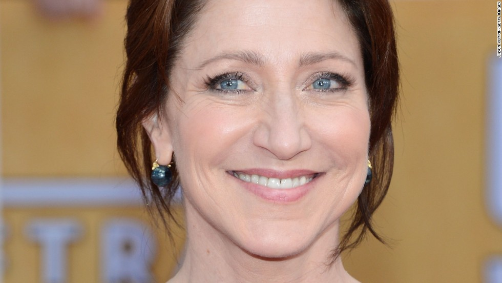 "Outstanding lead actress in a comedy series: Edie Falco, ""Nurse Jackie"""