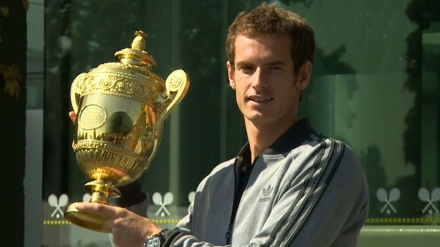 Andy Murray's historic Wimbledon win