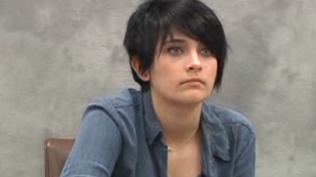 Paris Jackson deposition played in court