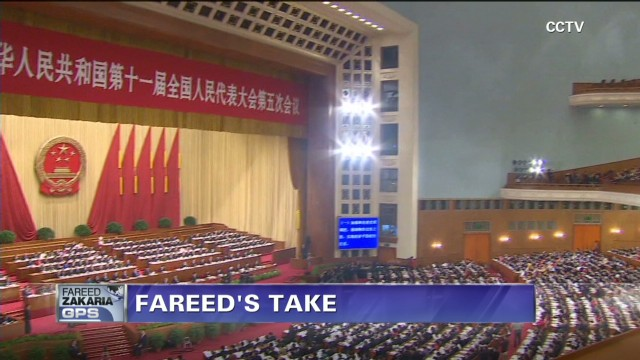 Fareed's Take: China's slowing growth