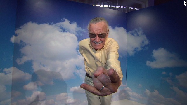 Comic-Con: Stan Lee