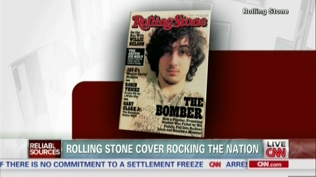 Rolling Stone cover rocks the nation