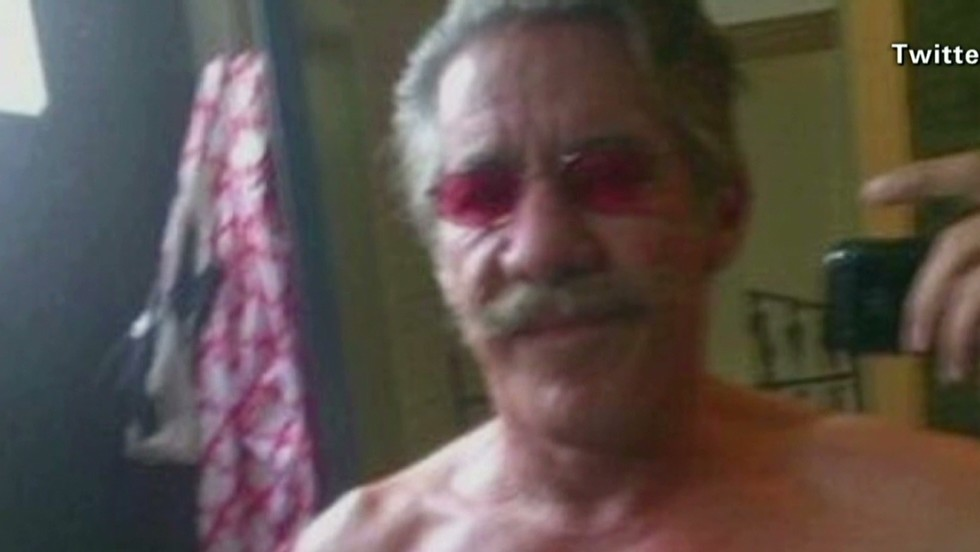 At 70, Geraldo Rivera learned a timeless lesson: Mixing Twitter with tequila isn't a good idea. The TV personality was a few drinks in when he felt compelled to share a partially nude selfie with America -- by the next morning, he instantly regretted it. Seventy is still the new 50, though.