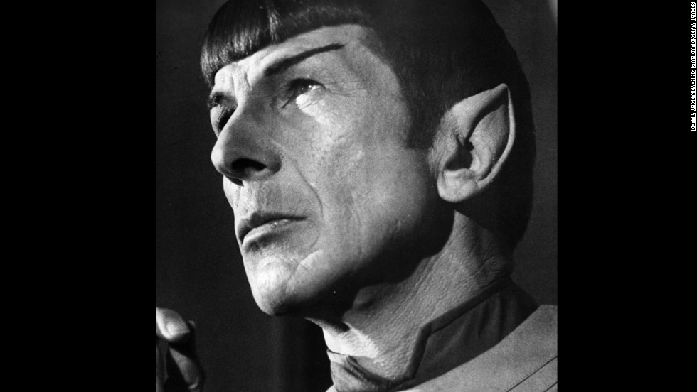 """Star Trek"" actor Leonard Nimoy grew up in the West End of Boston. Although he took drama classes at Boston College, he never completed his degree. But Nimoy became a household name when he took on the legendary role of the half-Vulcan, half-human Spock in the original ""Star Trek"" series (1966--1969) and a number of film and television sequels. <a href=""http://www.cnn.com/2015/02/27/entertainment/feat-obit-leonard-nimoy-spock/"">He died in February 2015 at age 83</a>."