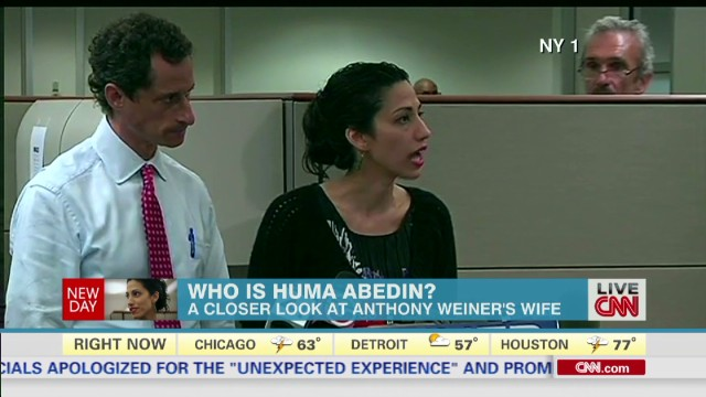 Who is Huma Abedin?