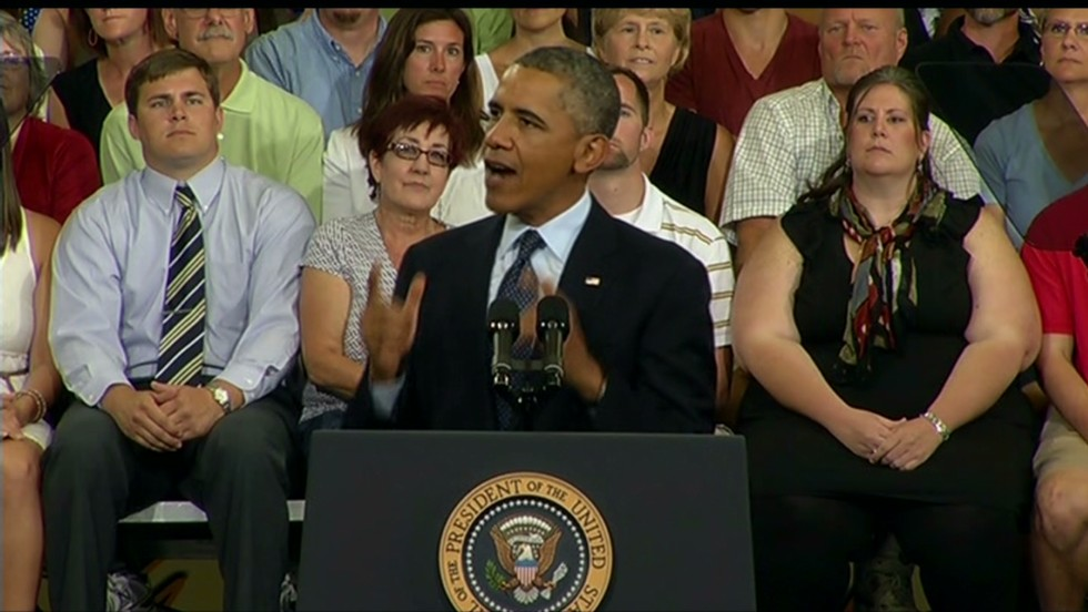 Obama: Rest of my presidency is for working-class America