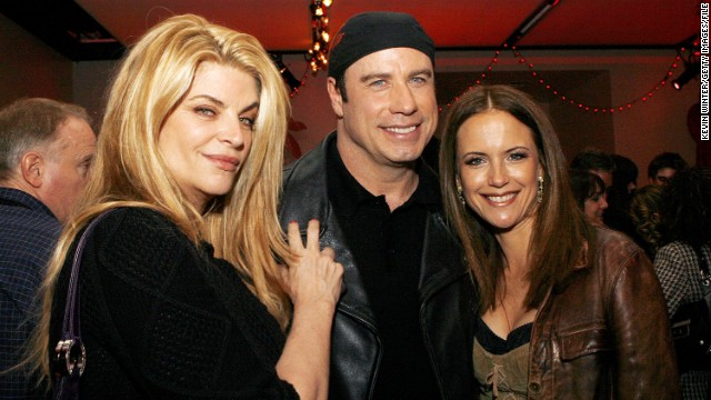 After 'Going Clear,' John Travolta defends Scientology