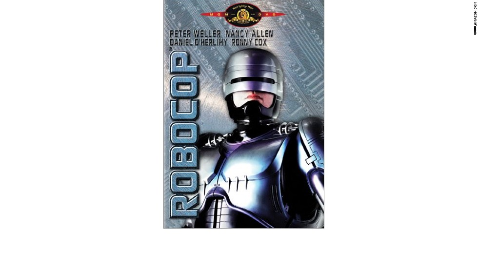"Set in a futuristic Detroit plagued by financial ruin and economic decay, ""RoboCop"" -- made in 1987 -- relates how a no-nonsense cyborg law enforcer ends up policing the city's crime-ridden streets."