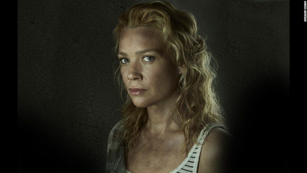 Andrea (Laurie Holden) was bitten by Milton, who became a walker after being stabbed by the Governor. She shot herself so she wouldn't become a zombie. This was heard off camera but not seen.