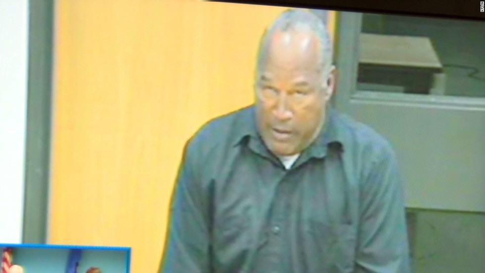 O.J. Simpson: I've been a good inmate