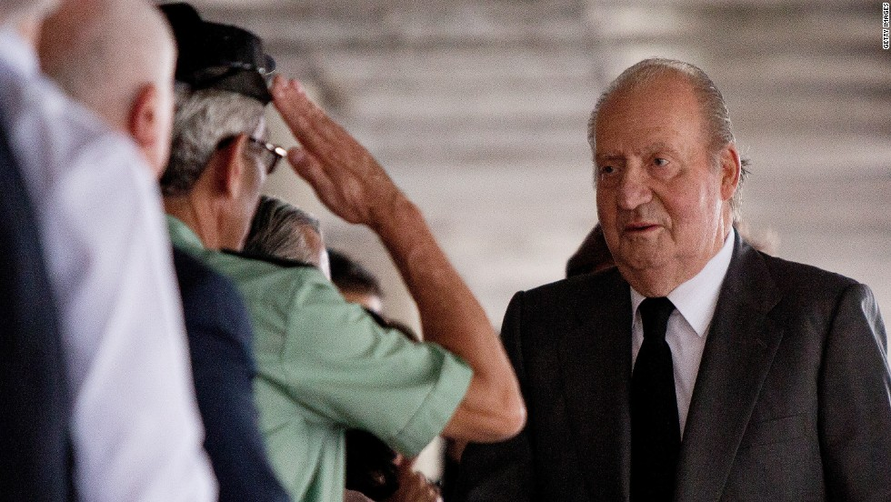A look at the reign of King Juan Carlos