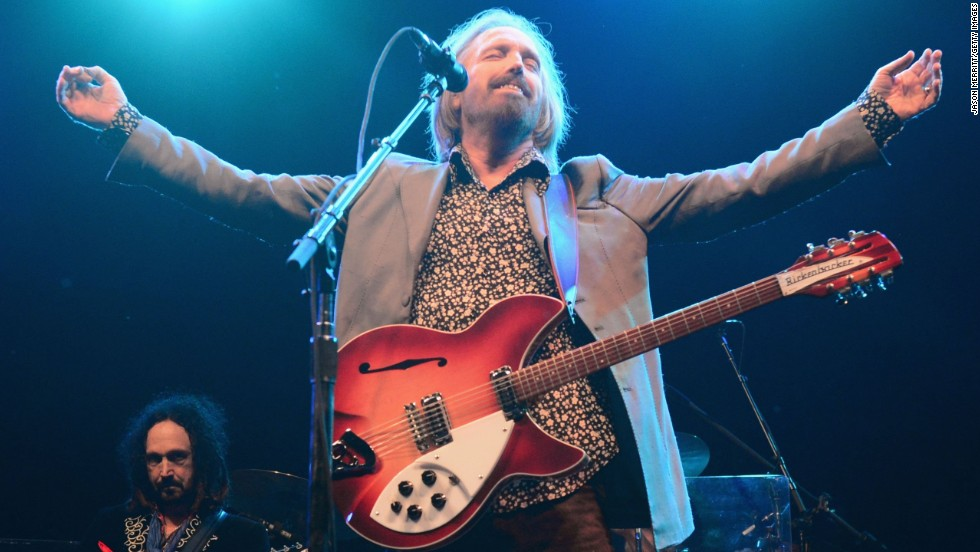 "Tom Petty<a href=""http://www.washingtonpost.com/blogs/celebritology/post/tom-petty-not-pleased-with-michele-bachmanns-use-of-american-girl/2011/06/28/AG1IdVpH_blog.html"" target=""_blank""> objected</a> to Michele Bachmann's campaign playing his 1977 hit ""American Girl"" after it was played during the kickoff event for the Minnesota representative's presidential bid."