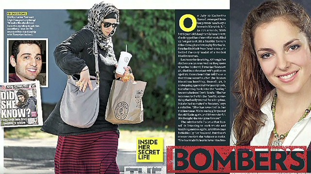 Widow of Boston bomber still a mystery