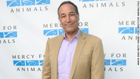 LOS ANGELES, CA - JUNE 08: Sam Simon attends a fundraiser benefiting Mercy For Animals at Private Residence on June 8, 2013 in Los Angeles, California. (Photo by Araya Diaz/Getty Images for Mercy for Animals)