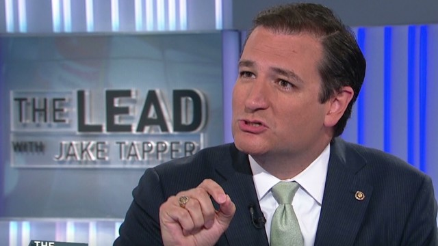 Cruz focused on defunding Obamacare