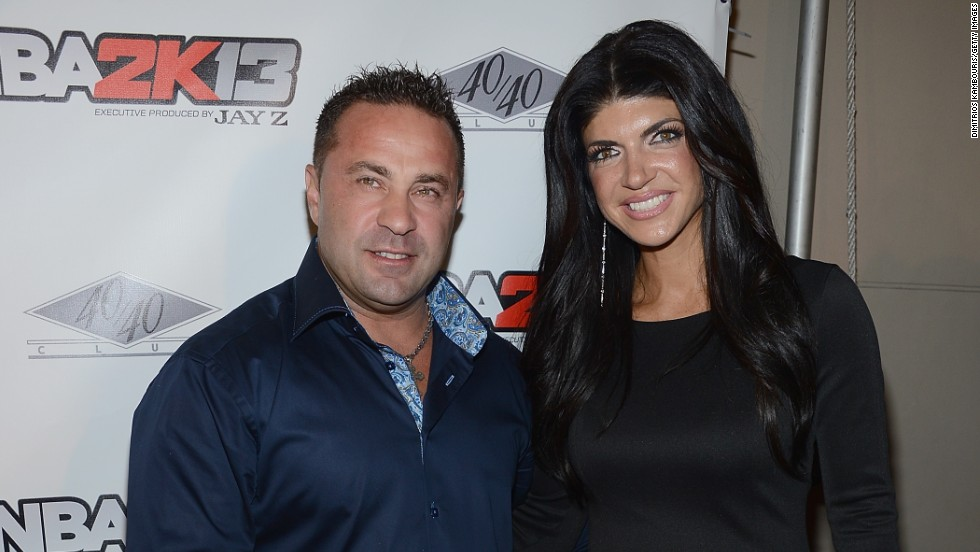 "Teresa Giudice and husband Joe Giudice, both of the ""Real Housewives of New Jersey,"" <a href=""http://www.hlntv.com/article/2014/03/04/housewives-teresa-joe-giudice-plead-guilty-fraud"" target=""_blank"">pleaded guilty in March 2014 to multiple federal fraud charges,</a> including conspiracy to commit mail and wire fraud and lying on mortgage and loan applications. Teresa was freed from prison in December 23 after serving 15 months; Joe began serving his 41- month sentence on Wednesday. Click through to see other ""RH"" stars who have found themselves in court."