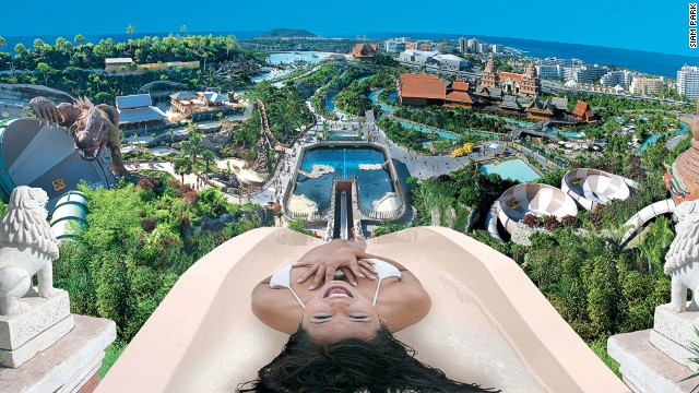 Of The Best Water Parks In The World CNN Travel - 10 best water parks in the world