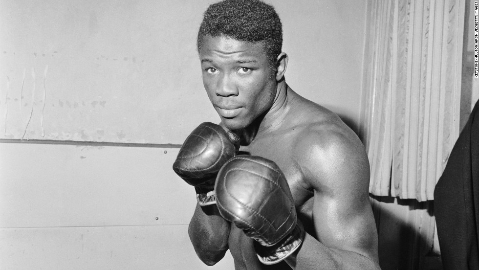 "Former world-class boxer Emile Griffith, who won five titles during the 1960s, <a href=""http://www.cnn.com/2013/07/23/us/boxer-griffith-obit/index.html"" target=""_blank"">died July 23</a>, the International Boxing Hall of Fame announced. He was 75."