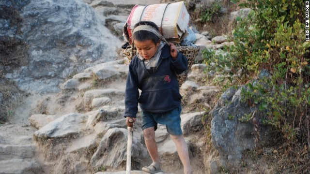 No Life For A Child The Grim Reality Of Nepal S Child