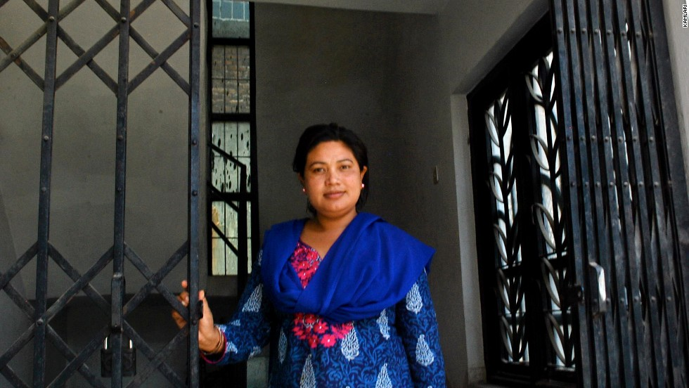 Shanta Chaudhary, 32, is an activist fighting for change. A former bonded laborer herself, she made her way up to Nepal's interim parliament to represent her community and fight for their rights.