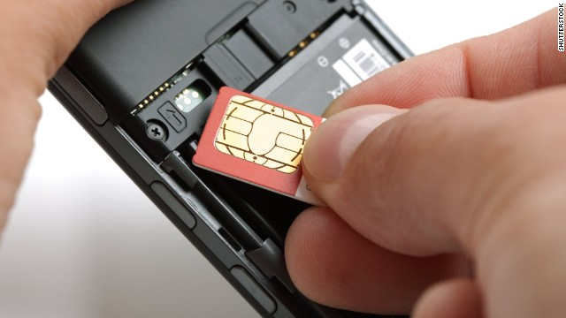 The personal data on SIM cards, which are found in every mobile phone, was considered unhackable until recently.