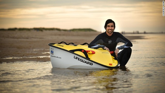 Can solar powered watercraft save lives?