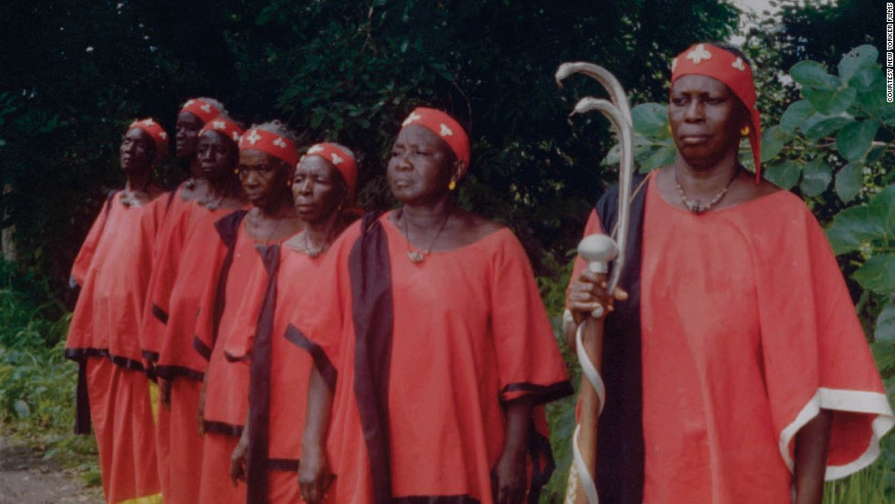 Senegalese movie Moolaade deals with the issue of female genital mutilation.