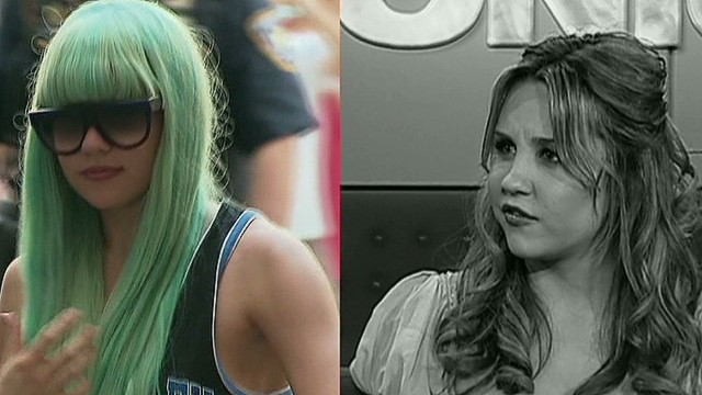 Amanda Bynes: Then and now
