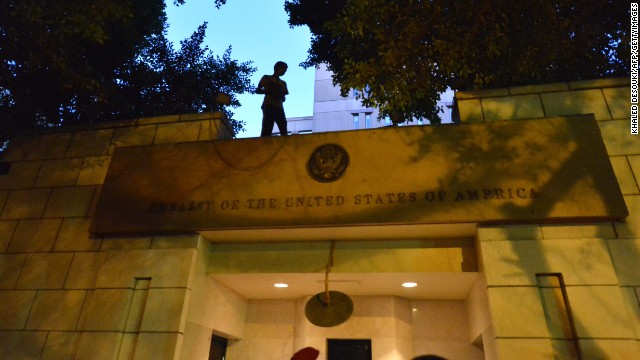 Terror threat forces embassy closures