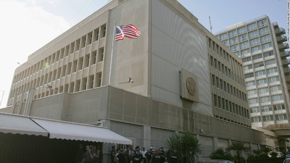 Image result for u.s. consulate in jerusalem