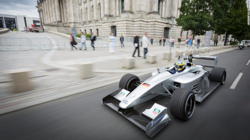 The championship will be comprised of 10 races, all taking place in city center locations. So far confirmed are Rome, Rio de Janeiro, Los Angeles, Beijing, Bangkok, and Berlin (pictured).