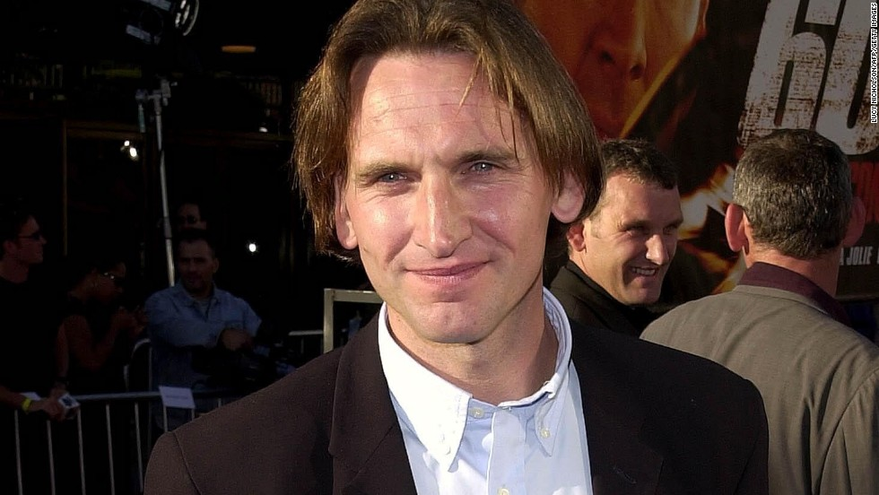 "Christopher Eccleston, who played the ninth Doctor in 2005, arrives at the premiere of his film ""Gone in 60 Seconds"" in Los Angeles on June 5, 2000."