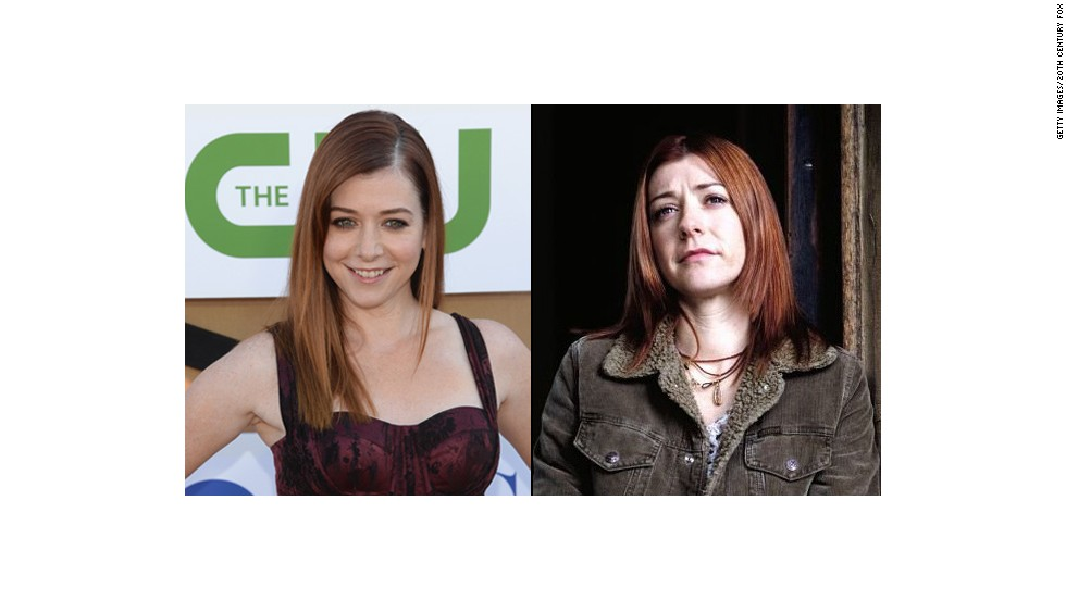 "Alyson Hannigan's Willow is hands down one of our favorite witches on TV. Since ""Buffy the Vampire Slayer"" ended in 2003, the married mom of two (she tied the knot with another ""Buffy"" alum, Alexis Denisof) has kept busy with film and TV roles. Her long-running CBS sitcom ""How I Met Your Mother"" ended this year, but so far Hannigan's sticking with the network. <a href=""http://www.deadline.com/2014/02/alyson-hannigan-star-cbs-tom-papa-pilot-ben-affleck-matt-damon/"" target=""_blank"">She's attached to the comedy pilot</a> ""More Time With Family."""