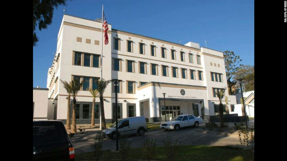 The U.S. Embassy in Algiers, Algeria, closed on August 4 and reopened the next day.