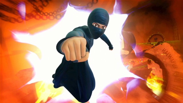 'Burka Avenger' promotes girl power