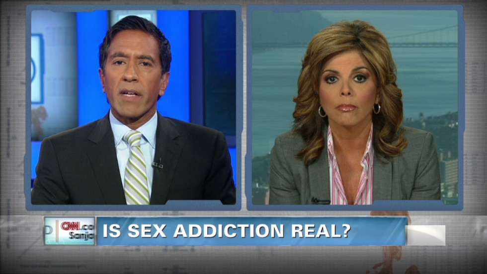 Sex addiction is officially a mental illness