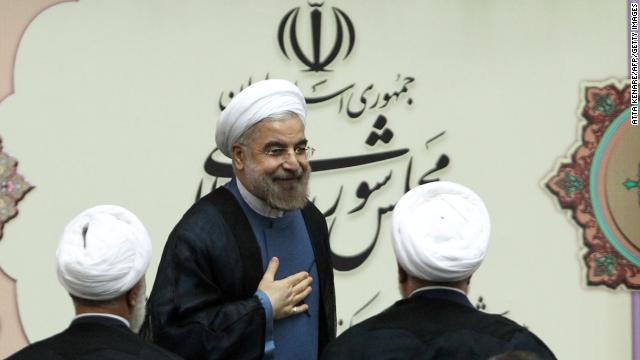Iran president's surprising tweet