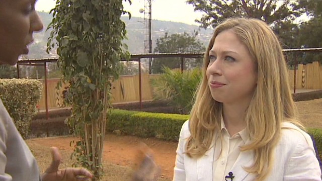 Chelsea Clinton open to run for office