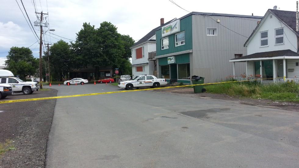 Python suspected in boys' deaths in Canada