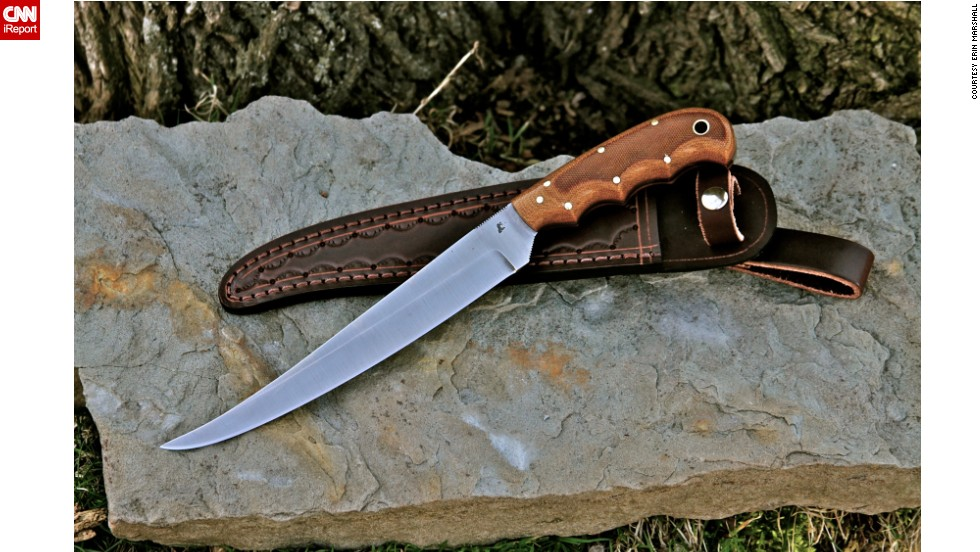 "In addition to making custom knives, Coppins and Wright also own a publication, <a href=""http://www.selfrelianceillustrated.com/"" target=""_blank"">Self-Reliance Illustrated</a>, and host a radio show."
