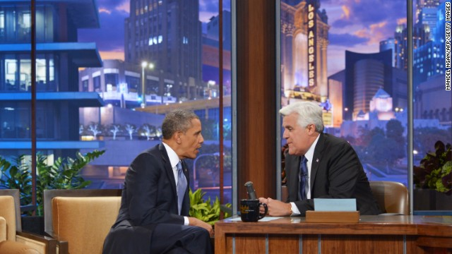 Leno: Is Russia now like Nazi Germany?